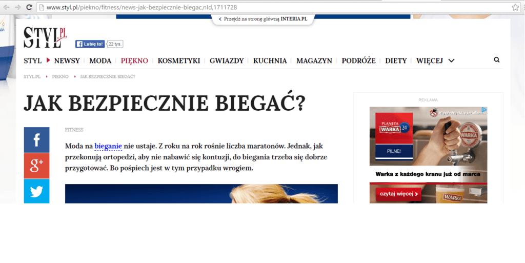 styl.pl_jak biegac