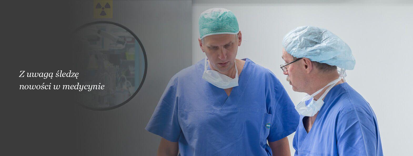 Rafał Mikusek - przed operacją