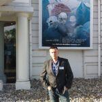 Rafał Mikusek na kursie w Annecy, Francja